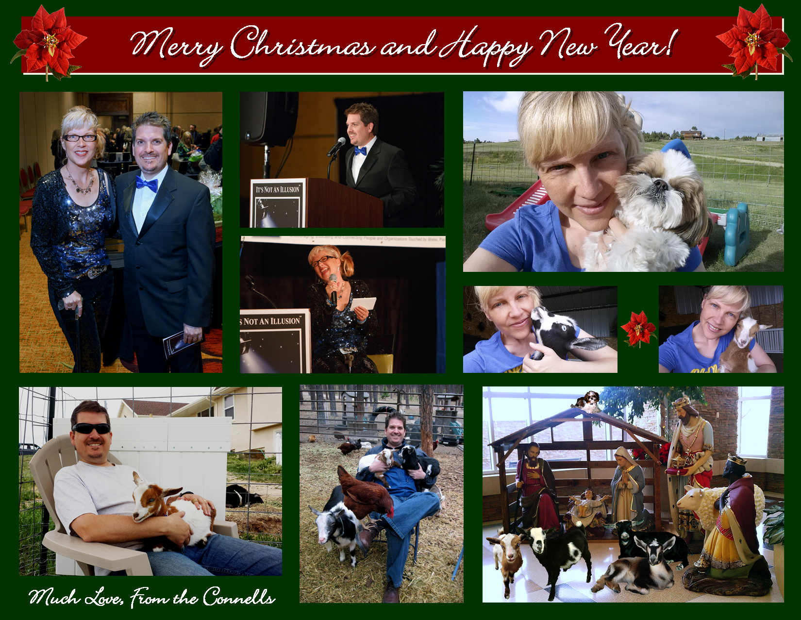 2013 Connell Christmas Card