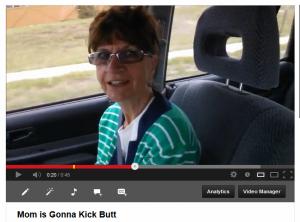 Mom Kick Butt