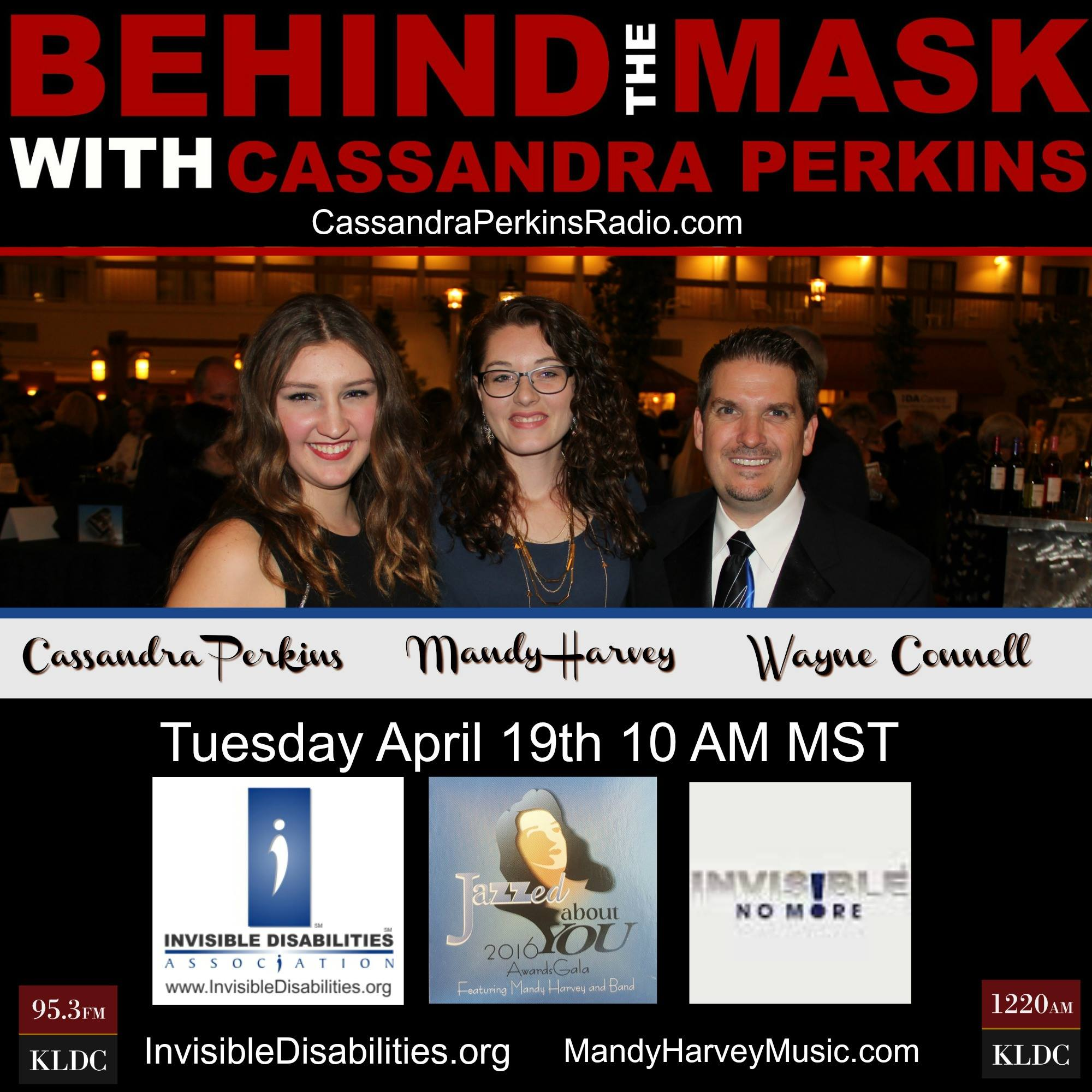 On the Air Cassandra Perkins Mandy Harvey 4-19-2016