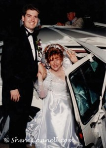 Our Wedding Day. SherriConnell.com