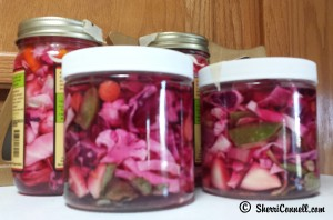 Sherri Fermented Veggies