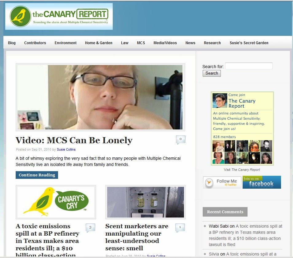 Canary Report