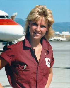 America West Airlines SherriConnell.com