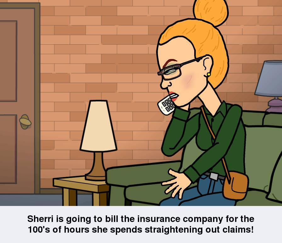 Bill Insurance Company SherriConnell