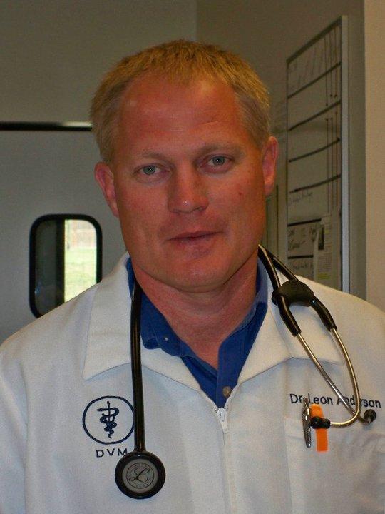 Dr. Leon Anderson