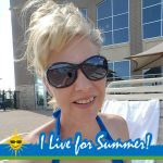 "My ""I Live for Summer"" Facebook Frame"