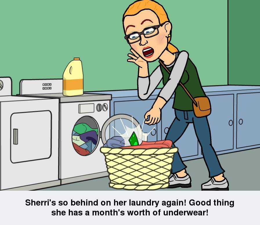 Laundry www.SherriConnell
