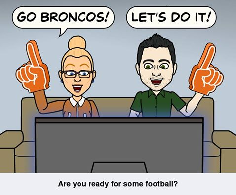 Let's Do It, Broncos