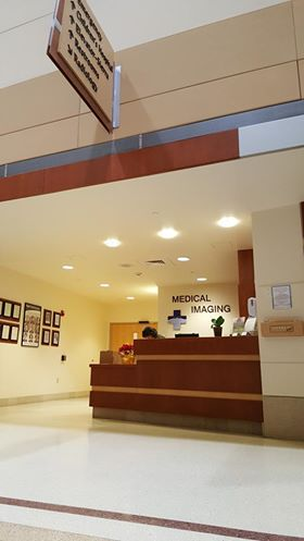MRI Department