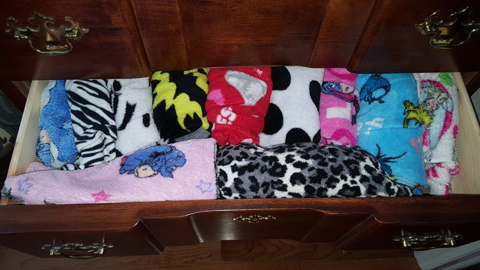 Pajama Drawer